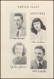 Page 12, 1949 Edition, Dewey High School - Bulldogger Yearbook (Dewey, OK) online yearbook collection