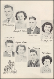 Page 16, 1949 Edition, Dewey High School - Bulldogger Yearbook (Dewey, OK) online yearbook collection