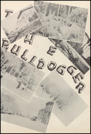 Page 7, 1949 Edition, Dewey High School - Bulldogger Yearbook (Dewey, OK) online yearbook collection