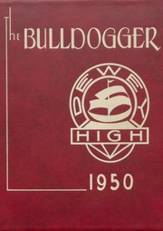 1950 Edition, Dewey High School - Bulldogger Yearbook (Dewey, OK)