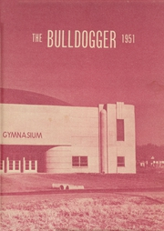 1951 Edition, Dewey High School - Bulldogger Yearbook (Dewey, OK)