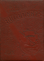 1953 Edition, Dewey High School - Bulldogger Yearbook (Dewey, OK)