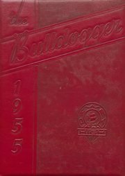1955 Edition, Dewey High School - Bulldogger Yearbook (Dewey, OK)