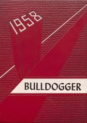 1958 Edition, Dewey High School - Bulldogger Yearbook (Dewey, OK)