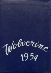 Page 1, 1954 Edition, Holdenville High School - Owl Yearbook (Holdenville, OK) online yearbook collection
