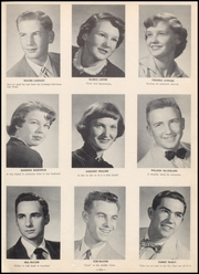 Page 15, 1954 Edition, Holdenville High School - Owl Yearbook (Holdenville, OK) online yearbook collection