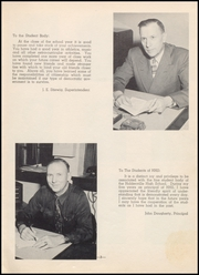 Page 7, 1954 Edition, Holdenville High School - Owl Yearbook (Holdenville, OK) online yearbook collection