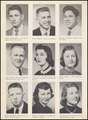 Page 12, 1956 Edition, Holdenville High School - Owl Yearbook (Holdenville, OK) online yearbook collection