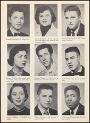 Page 17, 1956 Edition, Holdenville High School - Owl Yearbook (Holdenville, OK) online yearbook collection