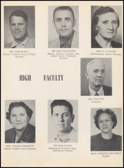 Page 9, 1956 Edition, Holdenville High School - Owl Yearbook (Holdenville, OK) online yearbook collection