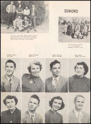 Page 12, 1952 Edition, Fort Gibson High School - Tiger Yearbook (Fort Gibson, OK) online yearbook collection