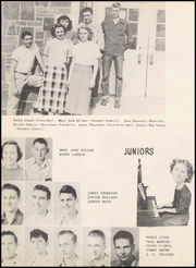 Page 14, 1952 Edition, Fort Gibson High School - Tiger Yearbook (Fort Gibson, OK) online yearbook collection