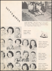 Page 16, 1952 Edition, Fort Gibson High School - Tiger Yearbook (Fort Gibson, OK) online yearbook collection