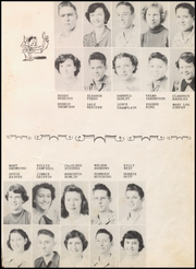 Page 17, 1952 Edition, Fort Gibson High School - Tiger Yearbook (Fort Gibson, OK) online yearbook collection