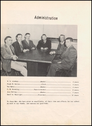 Page 8, 1952 Edition, Fort Gibson High School - Tiger Yearbook (Fort Gibson, OK) online yearbook collection
