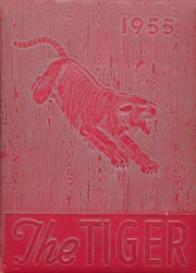 1955 Edition, Fort Gibson High School - Tiger Yearbook (Fort Gibson, OK)