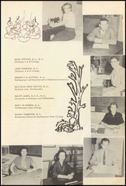 Page 13, 1955 Edition, Fort Gibson High School - Tiger Yearbook (Fort Gibson, OK) online yearbook collection