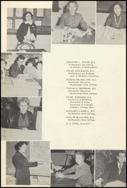 Page 14, 1955 Edition, Fort Gibson High School - Tiger Yearbook (Fort Gibson, OK) online yearbook collection