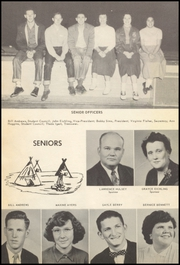 Page 16, 1955 Edition, Fort Gibson High School - Tiger Yearbook (Fort Gibson, OK) online yearbook collection