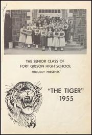 Page 7, 1955 Edition, Fort Gibson High School - Tiger Yearbook (Fort Gibson, OK) online yearbook collection