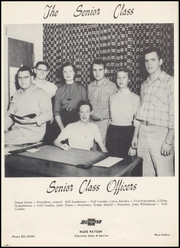 Page 10, 1955 Edition, Frederick High School - Bomber Yearbook (Frederick, OK) online yearbook collection