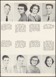 Page 12, 1955 Edition, Frederick High School - Bomber Yearbook (Frederick, OK) online yearbook collection