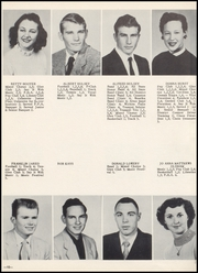 Page 14, 1955 Edition, Frederick High School - Bomber Yearbook (Frederick, OK) online yearbook collection
