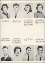 Page 15, 1955 Edition, Frederick High School - Bomber Yearbook (Frederick, OK) online yearbook collection