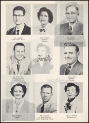 Page 6, 1955 Edition, Frederick High School - Bomber Yearbook (Frederick, OK) online yearbook collection