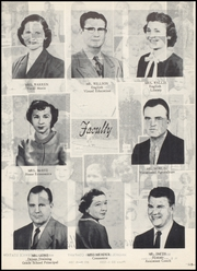 Page 7, 1955 Edition, Frederick High School - Bomber Yearbook (Frederick, OK) online yearbook collection
