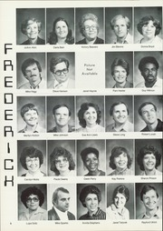 Page 10, 1983 Edition, Frederick High School - Bomber Yearbook (Frederick, OK) online yearbook collection