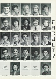 Page 11, 1983 Edition, Frederick High School - Bomber Yearbook (Frederick, OK) online yearbook collection