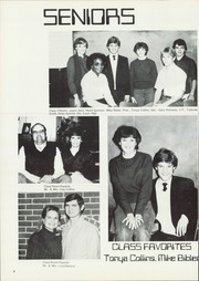 Page 12, 1983 Edition, Frederick High School - Bomber Yearbook (Frederick, OK) online yearbook collection