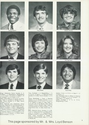 Page 13, 1983 Edition, Frederick High School - Bomber Yearbook (Frederick, OK) online yearbook collection