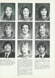 Page 17, 1983 Edition, Frederick High School - Bomber Yearbook (Frederick, OK) online yearbook collection
