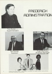 Page 6, 1983 Edition, Frederick High School - Bomber Yearbook (Frederick, OK) online yearbook collection