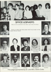Page 8, 1983 Edition, Frederick High School - Bomber Yearbook (Frederick, OK) online yearbook collection