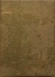 Page 1, 1953 Edition, Jay High School - Bulldog Yearbook (Jay, OK) online yearbook collection
