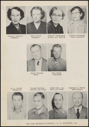 Page 10, 1953 Edition, Jay High School - Bulldog Yearbook (Jay, OK) online yearbook collection