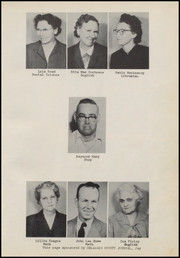 Page 11, 1953 Edition, Jay High School - Bulldog Yearbook (Jay, OK) online yearbook collection