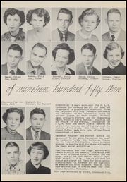 Page 15, 1953 Edition, Jay High School - Bulldog Yearbook (Jay, OK) online yearbook collection