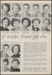 Page 17, 1953 Edition, Jay High School - Bulldog Yearbook (Jay, OK) online yearbook collection