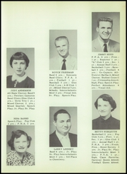 Page 15, 1955 Edition, Lindsay High School - Leopard Yearbook (Lindsay, OK) online yearbook collection