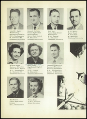Page 8, 1955 Edition, Lindsay High School - Leopard Yearbook (Lindsay, OK) online yearbook collection