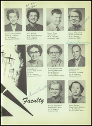 Page 9, 1955 Edition, Lindsay High School - Leopard Yearbook (Lindsay, OK) online yearbook collection