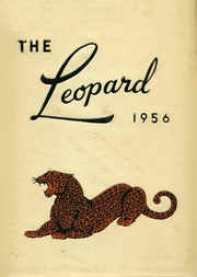 1956 Edition, Lindsay High School - Leopard Yearbook (Lindsay, OK)