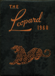 1960 Edition, Lindsay High School - Leopard Yearbook (Lindsay, OK)