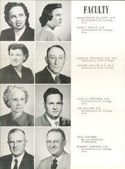 Page 10, 1952 Edition, Alva High School - Goldbug Yearbook (Alva, OK) online yearbook collection