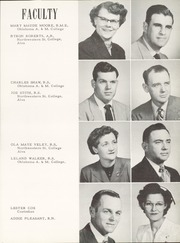 Page 11, 1952 Edition, Alva High School - Goldbug Yearbook (Alva, OK) online yearbook collection