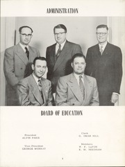 Page 7, 1952 Edition, Alva High School - Goldbug Yearbook (Alva, OK) online yearbook collection